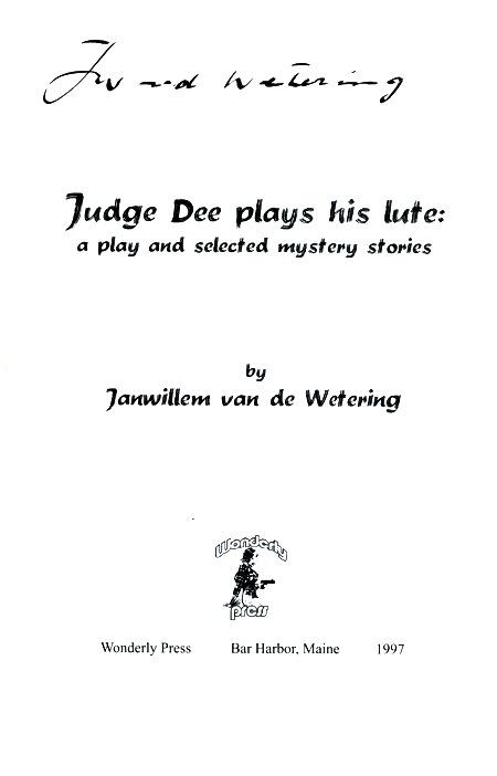 Remembering Janwillem Van De Wetering Criticalfictionnet